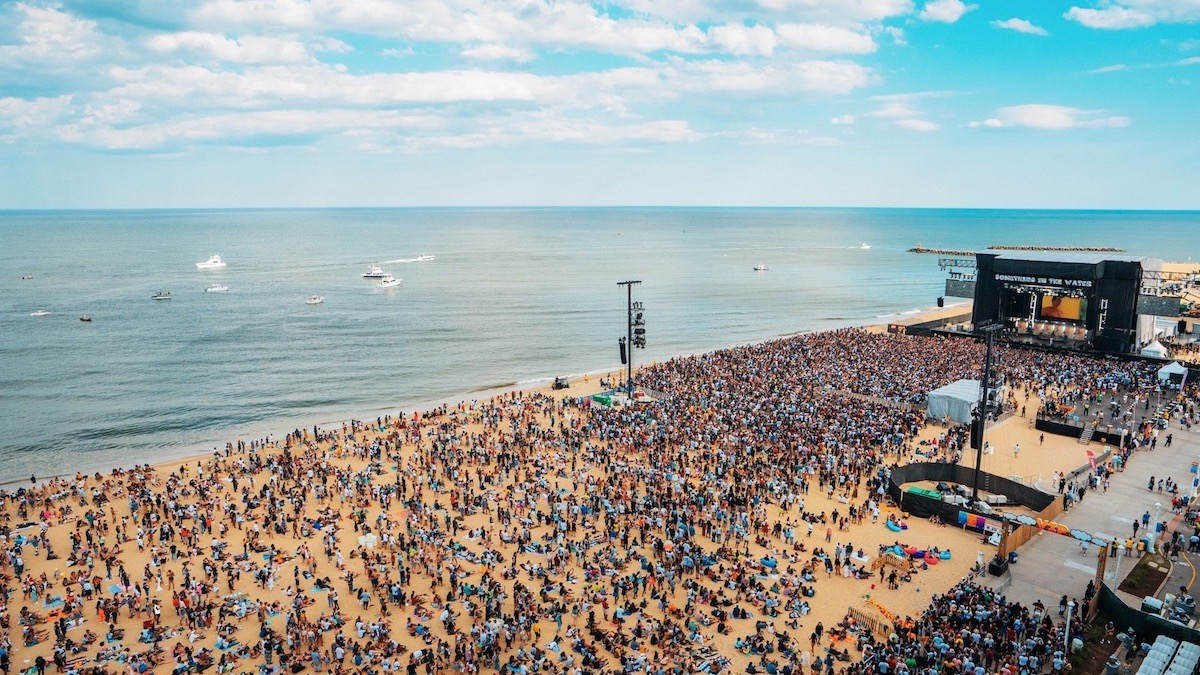 Pharrell Unveils Colossal Lineup For Something In The Water Fest 2020 Ft. Tyler, The Creator, Usher, Foo Fighters, & More - This Song Is Sick
