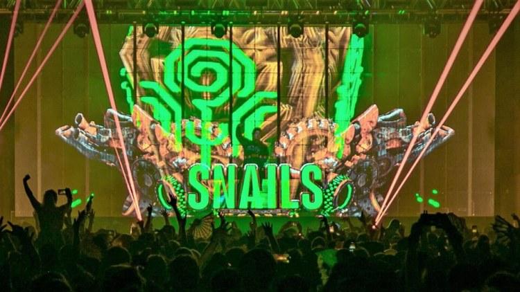 Snails Slime World Crop