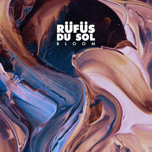 RUFUS DU SOL Bloom Cover Art