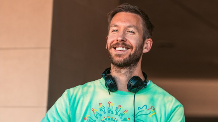 calvin harris the power of love ep