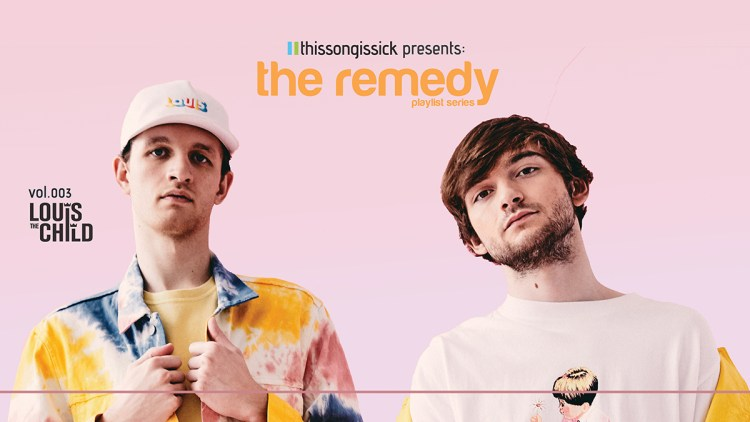 the remedy vol 003 louis the child