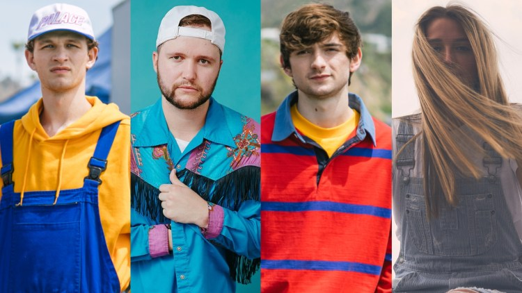 Louis The Child Enlist Quinn XCII & Chelsea Cutler To Appreciate ...