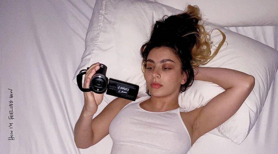 Charli XCX releases new album 'How I'm Feeling'