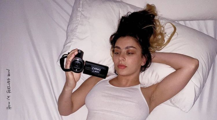 charli xcx how im feeling right now
