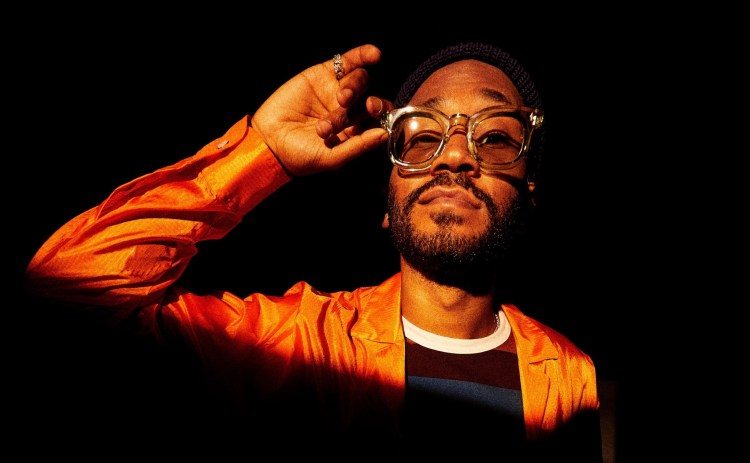 KAYTRANADA paper interview