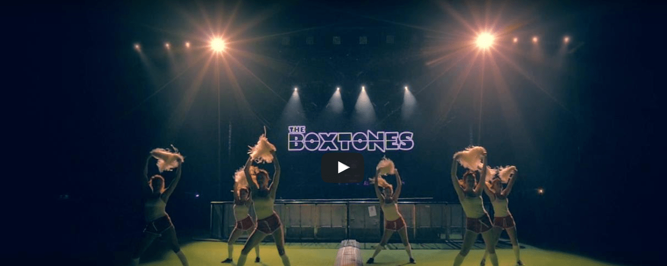 The Boxtones_againsttheodds