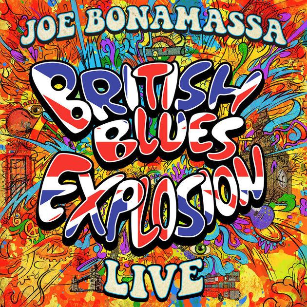 British Blues Explosion (Live) - Joe Bonamassa