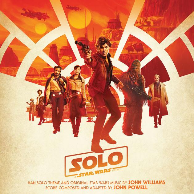 Solo: A Star Wars Story (Original Motion Picture Soundtrack) - John Williams & John Powell