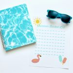 Celebrate Summer With Free Summer Bucket List Printable This Sweet Happy Life