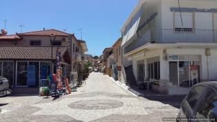Finikounda main street