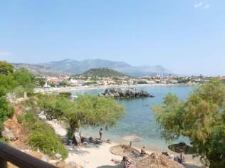Stoupa Bay
