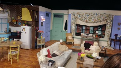 Friendsfest Monicas apartment 2