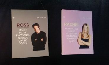 Friendsfest Ross & Rachel