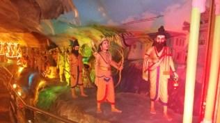 Batu Caves inside Ramayana Cave 8