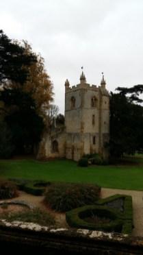 Ettington Park gardens