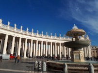 St Peters Basilica Colonnade