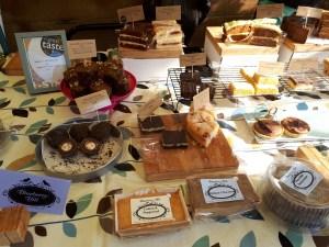 Moseley Farmers Market cakes