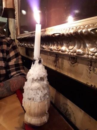 Cantina e Cucina candles Rome