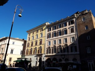 Hotel Antica Dimora del Cinque Lune Rome street view