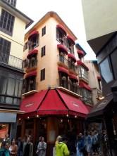 Palma shopping street