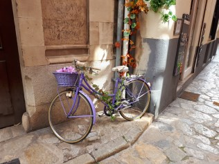 Pretty bike in Palma