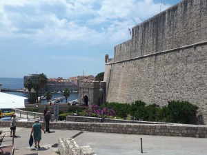 City Walls and Ploce gate