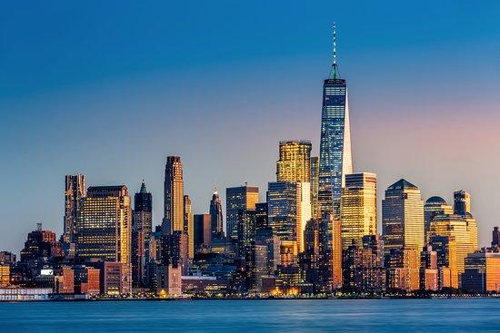 Travel plans 2019 New York skyline