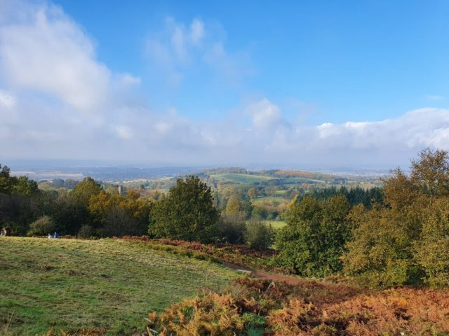 Autumn Winter Clent Hills