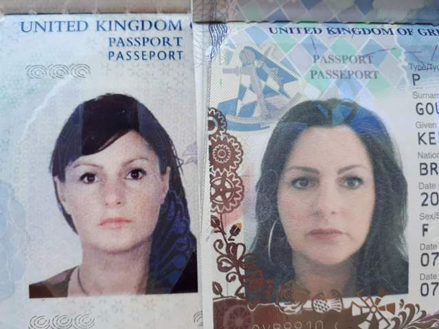 2009 vs 2019 - passport photo
