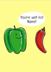 Moonpig chilli