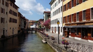 River Thioux Annecy