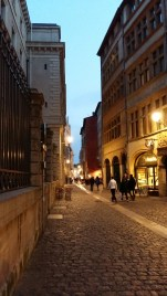 Vieux Lyon by night