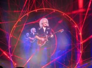 Brian May Queen concert