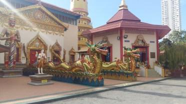 Wat Chaiyamangkalaram Thai temple 6