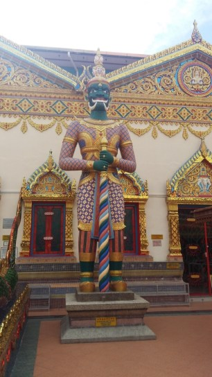 Wat Chayamangkalaram Temple 2