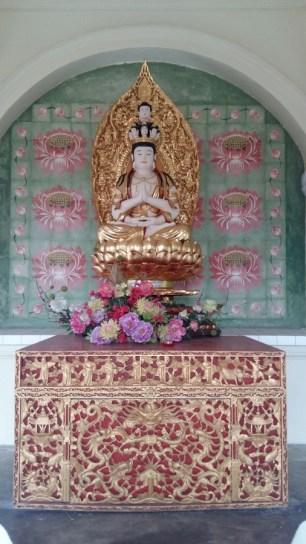 Kek Lok Si buddha
