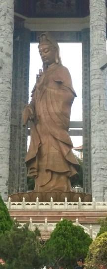 Kek Lok Si temple Guanyin Goddess of Mercy statue