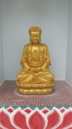 Kek Lok Si temple small buddha