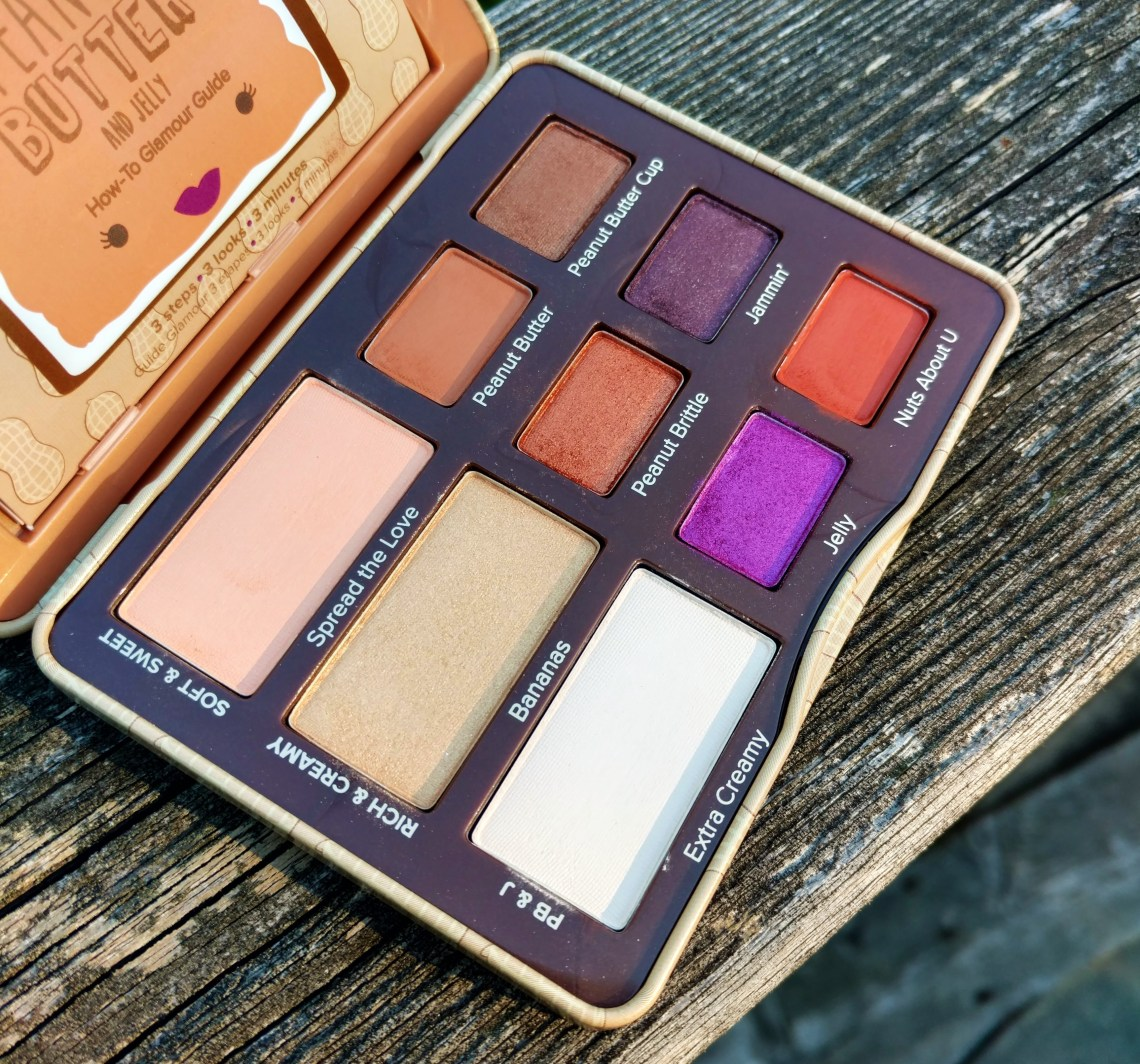 Too Faced Peanut Butter and Jelly