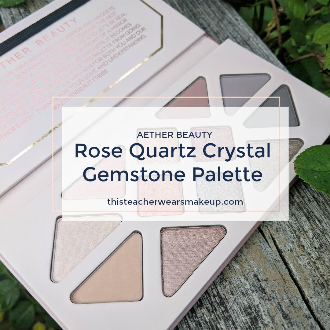 Aether Beauty Rose Quartz