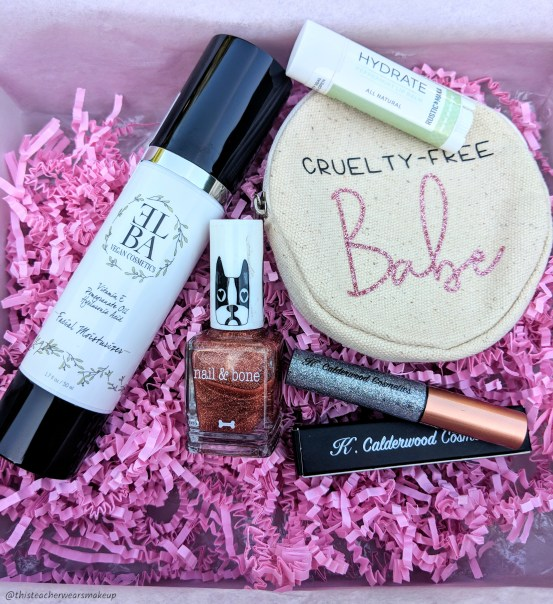 bunny beauty box