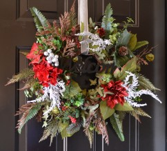 My Christmas wreath