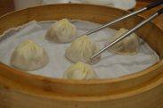 Pork dumplings!