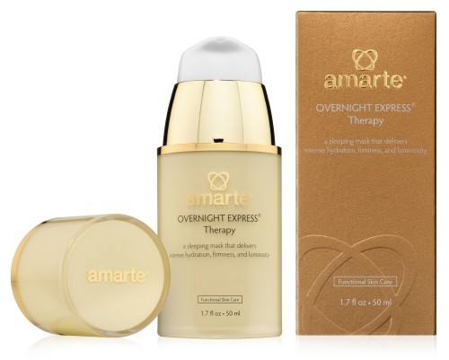 Products That Work While You Sleep - Amarte Overnight Express Therapy Sleep Mask