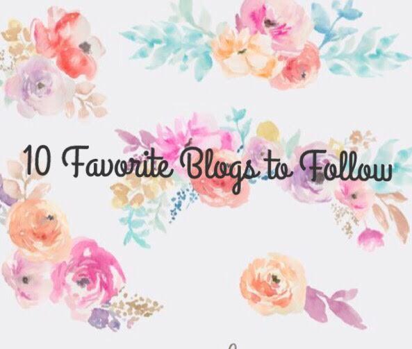 blogs to follow