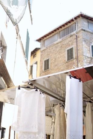 italian market - vendors - explore - travel - italy - cortona - tuscany