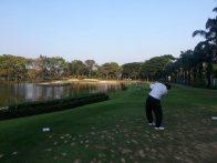 Dad - golf playing
