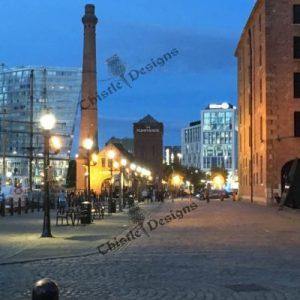 Photo Card - Albert Dock,Liverpool
