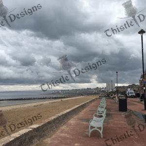 Photo Card - Portobello Beach