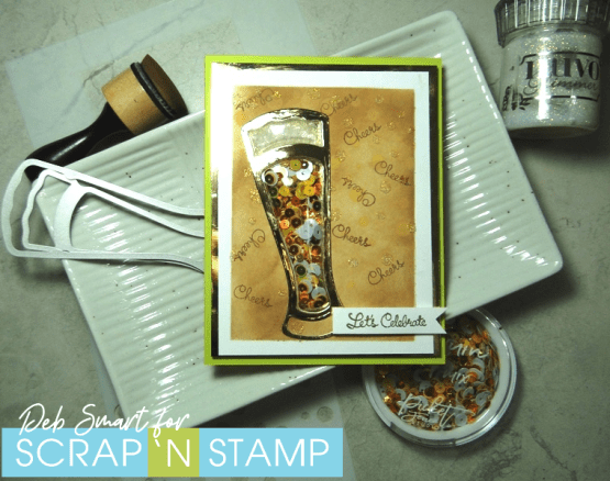 Shake Up Summer Scrap 'N Stamp Blog Hop!